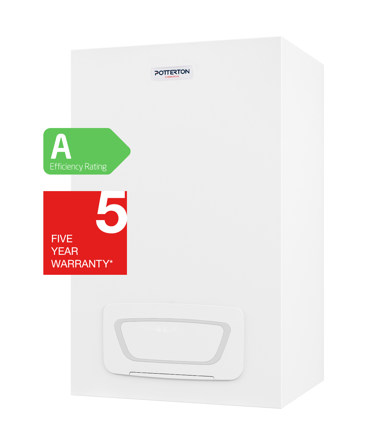 Paramount five with 5 year warranty